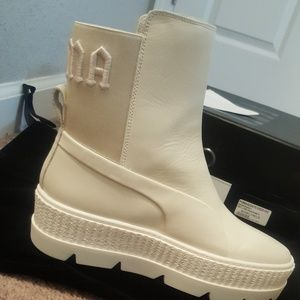 abc52b8b0e46 Puma Shoes - Fenty Puma Chelsea Boots